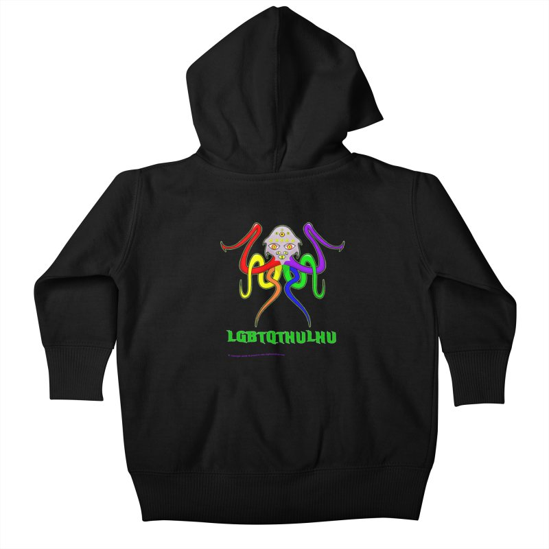LGBTQTHULHU   by mightywombat's Artist Shop