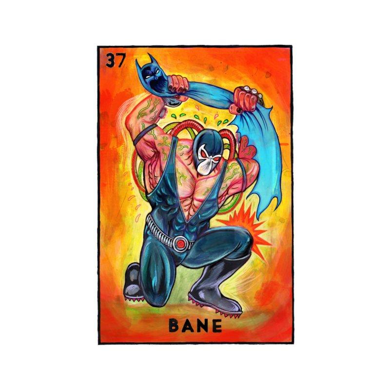Bane Men's Tank by Miguel Valenzuela