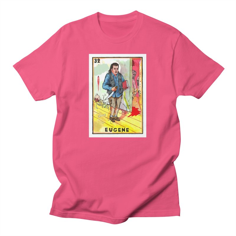 Eugene Men's T-Shirt by Miguel Valenzuela