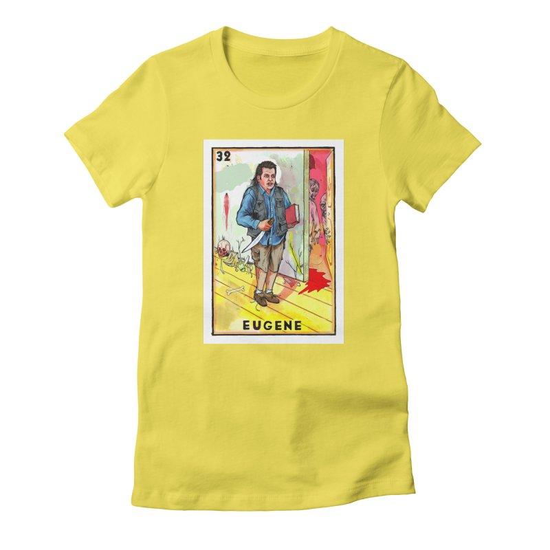Eugene Women's T-Shirt by Miguel Valenzuela