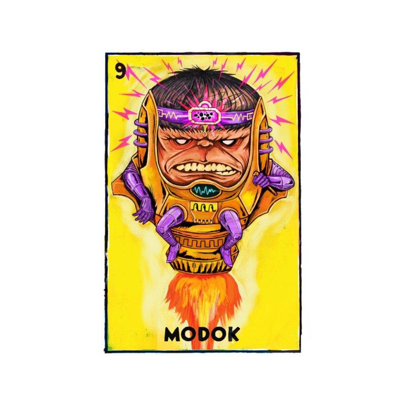 MODOK Men's Tank by Miguel Valenzuela
