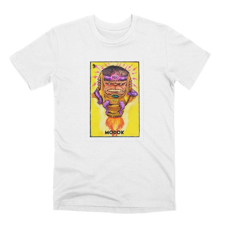 MODOK Men's T-Shirt by Miguel Valenzuela