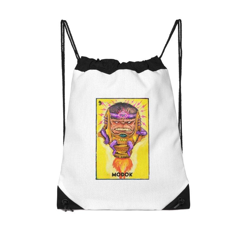 MODOK Accessories Bag by Miguel Valenzuela