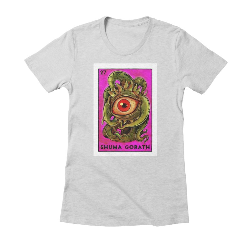 Shuma Gorath Women's T-Shirt by Miguel Valenzuela