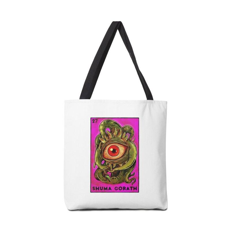 Shuma Gorath Accessories Bag by Miguel Valenzuela