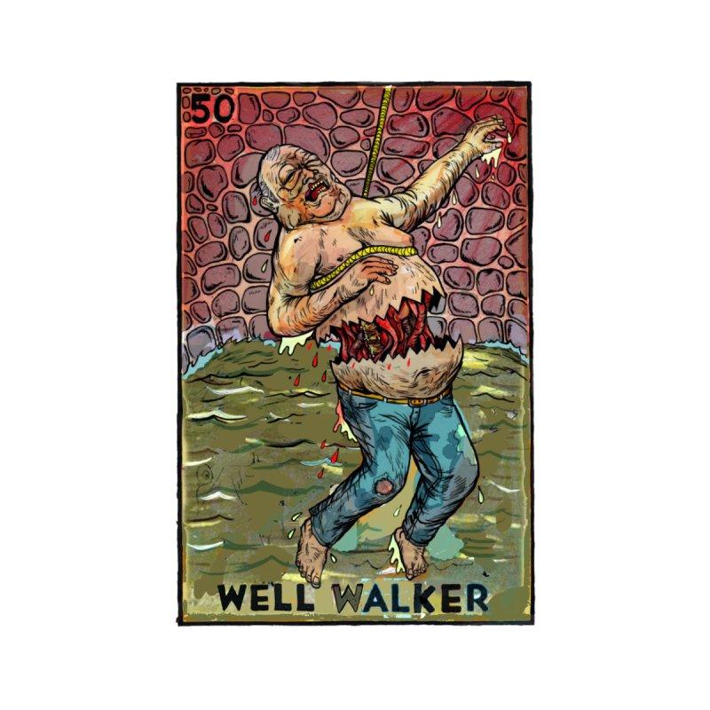 Well Walker Men's Tank by Miguel Valenzuela