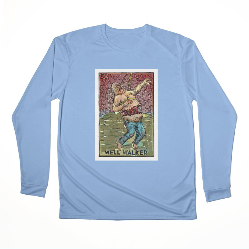 Well Walker Women's Longsleeve T-Shirt by Miguel Valenzuela