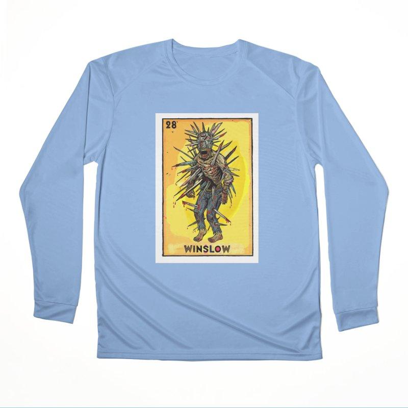 Winslow Women's Longsleeve T-Shirt by Miguel Valenzuela