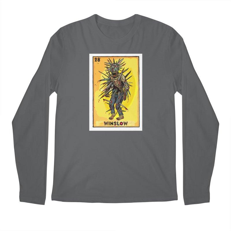 Winslow Men's Longsleeve T-Shirt by Miguel Valenzuela