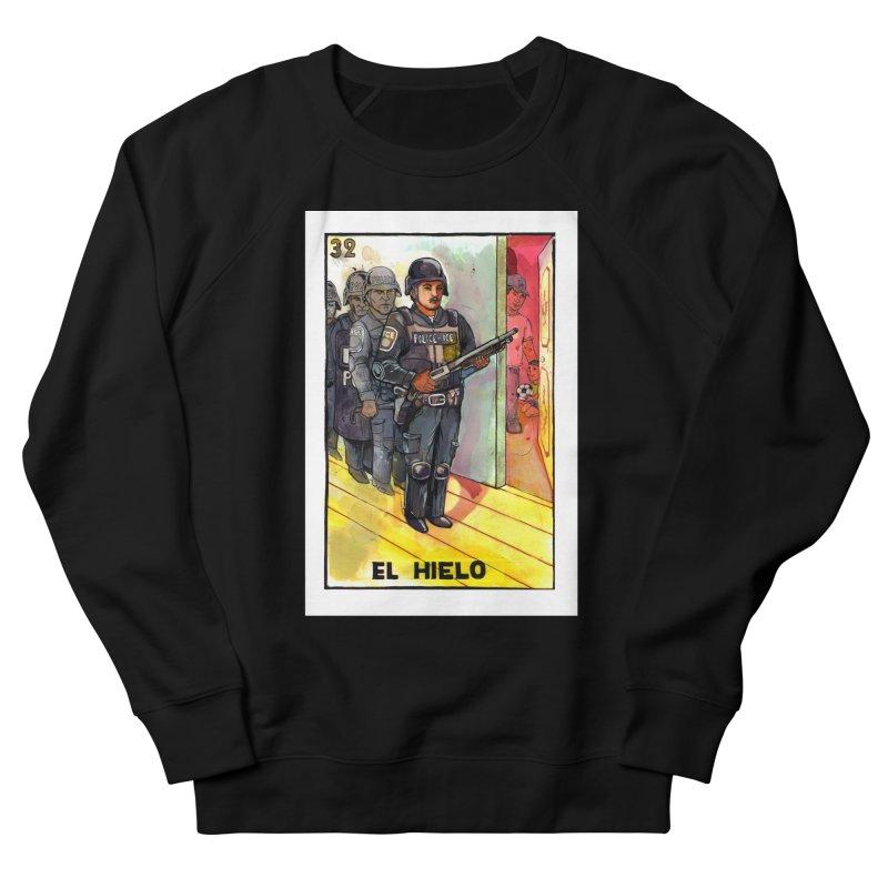 El Hielo Women's Sweatshirt by Miguel Valenzuela