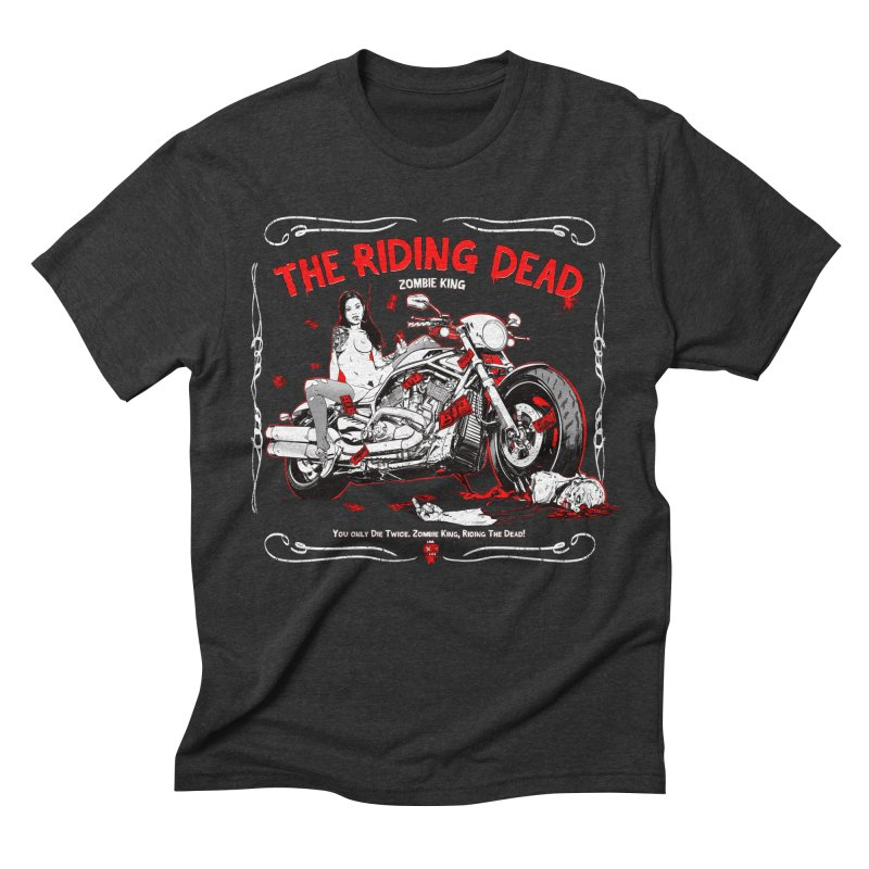 The Riding Dead   by Mika's Artist Shop