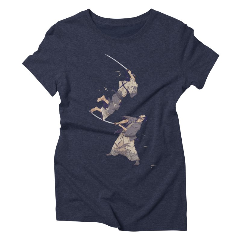 No more Bento! 10 year anniversary edition. Women's Triblend T-shirt by Mika's Artist Shop