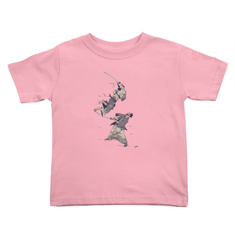 No more Bento! 10 year anniversary edition. Kids Toddler T-Shirt by Mika's Artist Shop