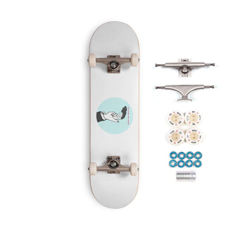 in truth we trust Accessories Skateboard by mikbulp's Artist Shop