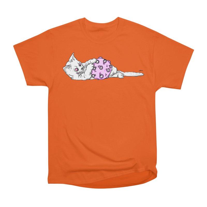 cat vs corona Men's T-Shirt by mikbulp's Artist Shop