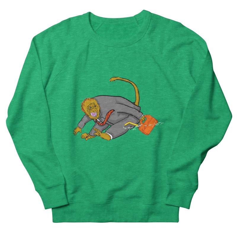 monkey's biz Women's Sweatshirt by mikbulp's Artist Shop