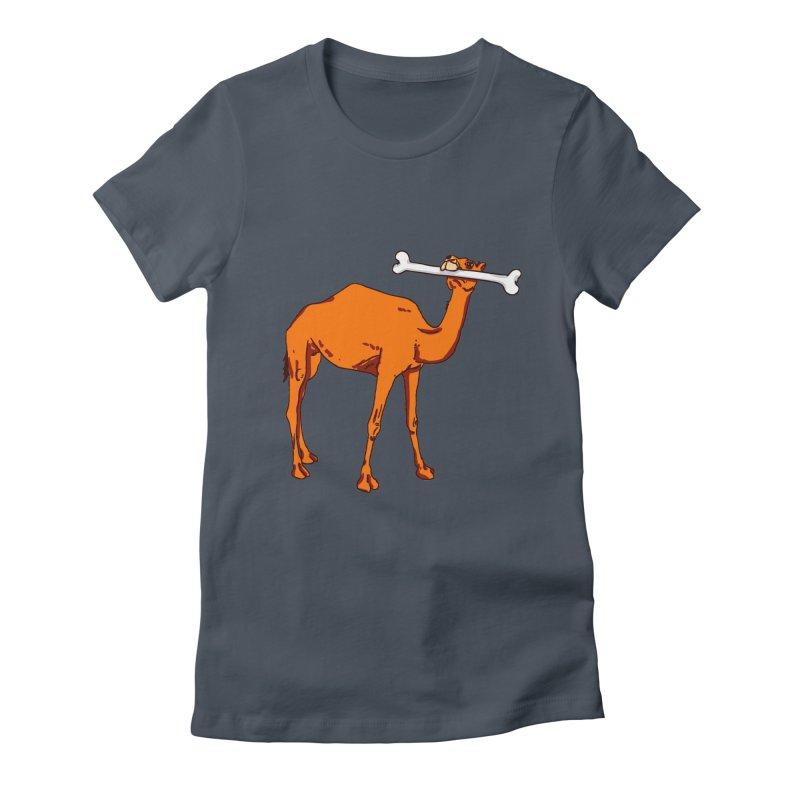Kamel Women's T-Shirt by mikbulp's Artist Shop