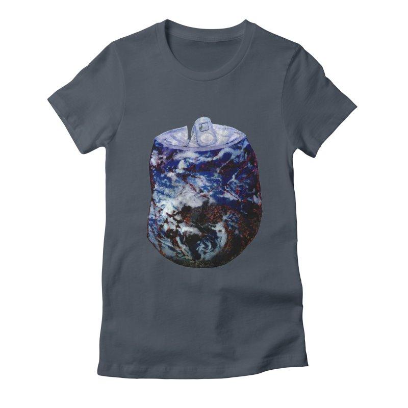 litter world Women's T-Shirt by mikbulp's Artist Shop