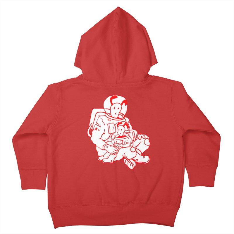 trans human Kids Toddler Zip-Up Hoody by mikbulp's Artist Shop