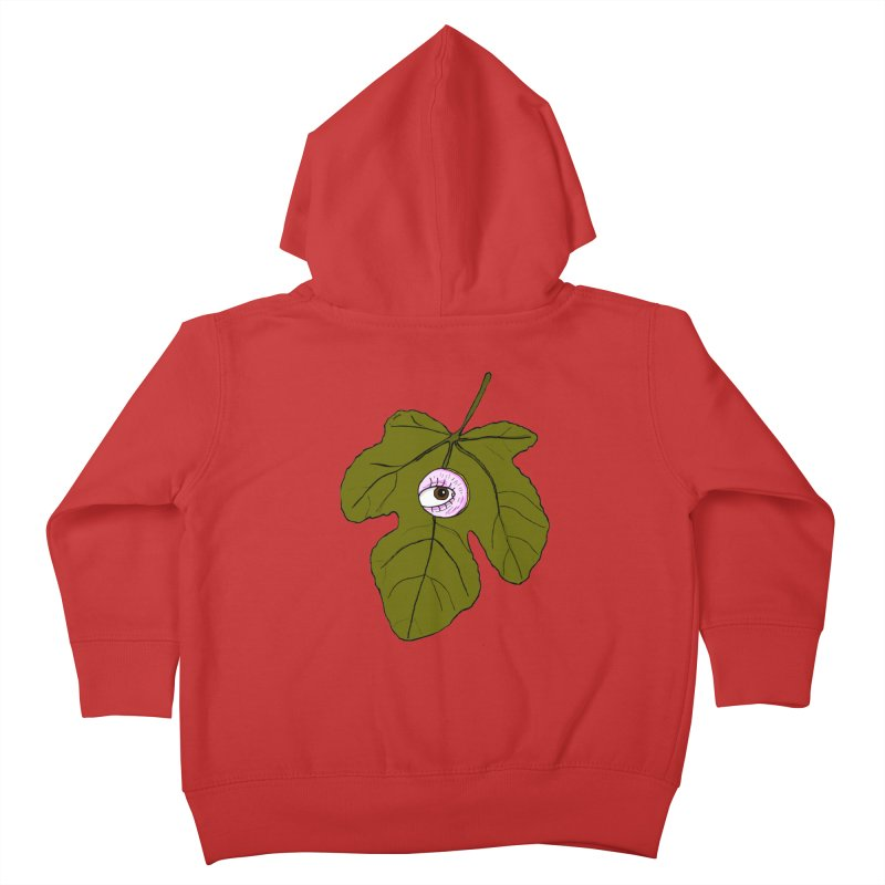 voyeur Kids Toddler Zip-Up Hoody by mikbulp's Artist Shop