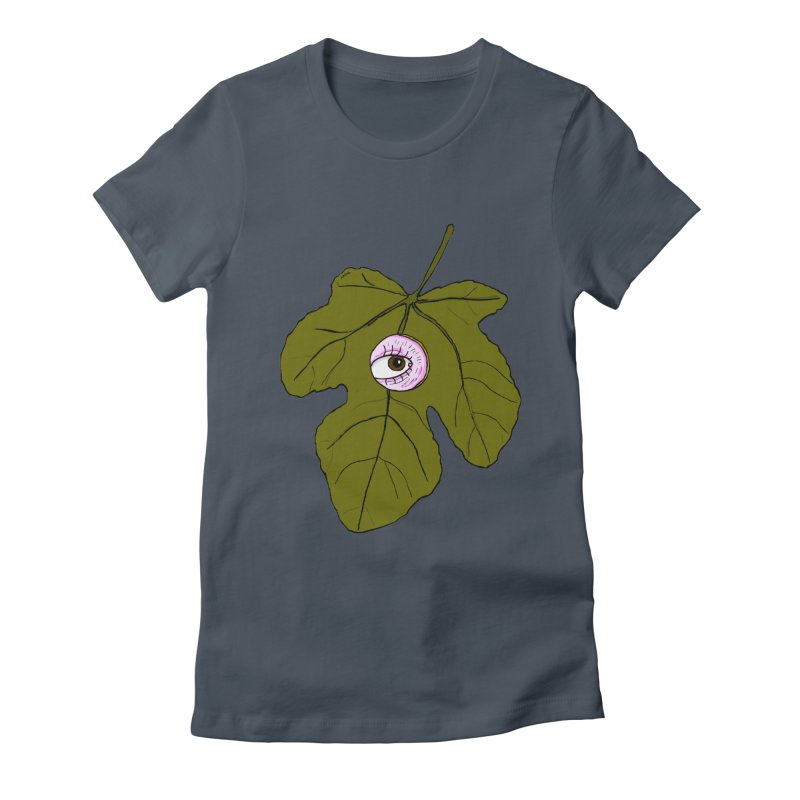voyeur Women's T-Shirt by mikbulp's Artist Shop