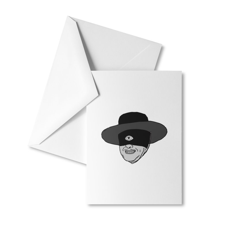 Zyrro Accessories Greeting Card by mikbulp's Artist Shop
