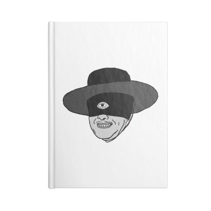 Zyrro Accessories Notebook by mikbulp's Artist Shop