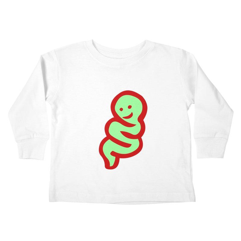 Happy worm   by mikbulp's Artist Shop