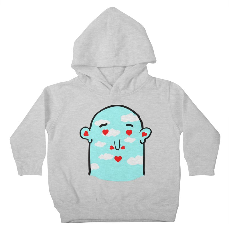gates of love Kids Toddler Pullover Hoody by mikbulp's Artist Shop