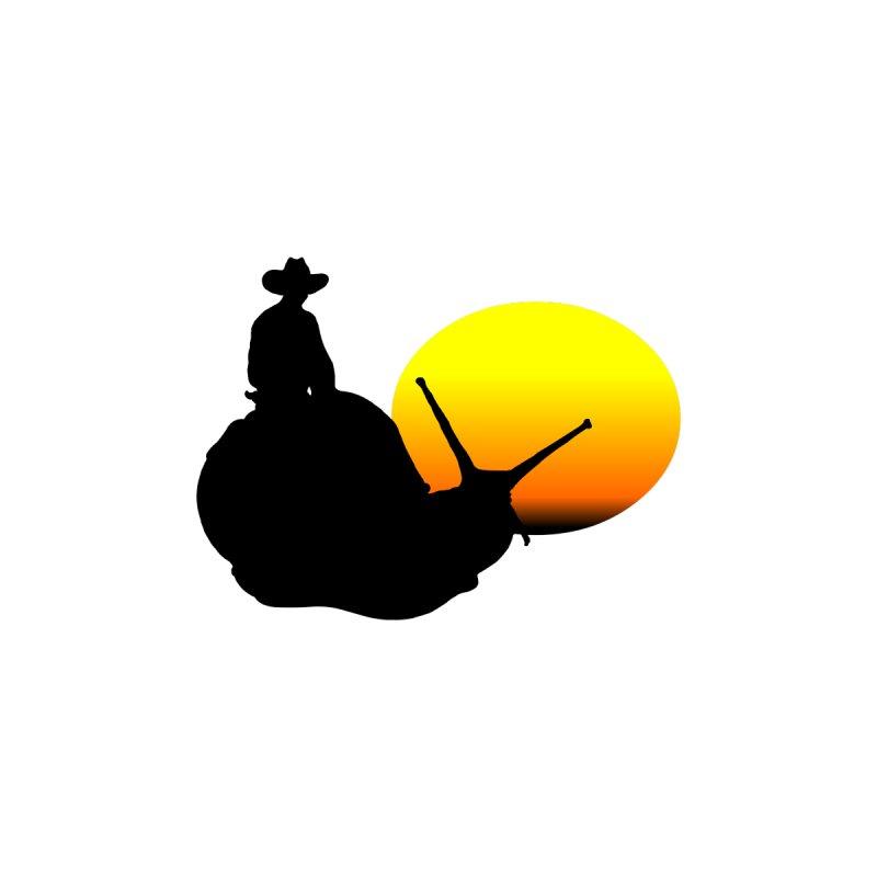snail rider Women's T-Shirt by mikbulp's Artist Shop
