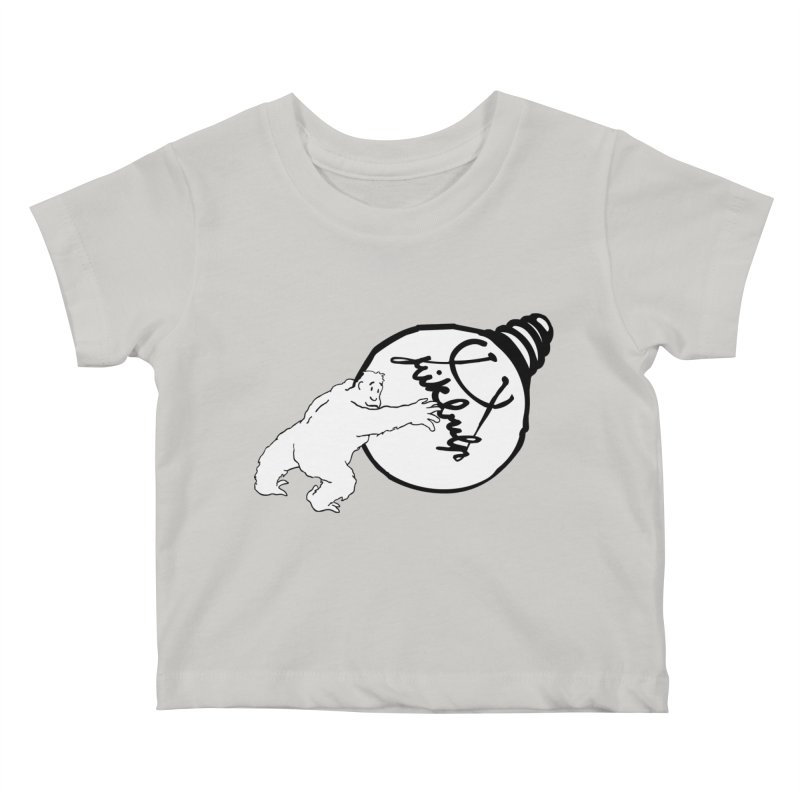 MikBulp Kids Baby T-Shirt by mikbulp's Artist Shop