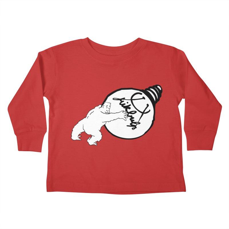 MikBulp Kids Toddler Longsleeve T-Shirt by mikbulp's Artist Shop