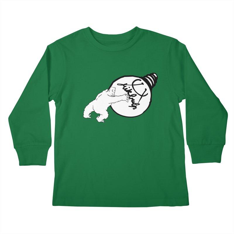 MikBulp Kids Longsleeve T-Shirt by mikbulp's Artist Shop