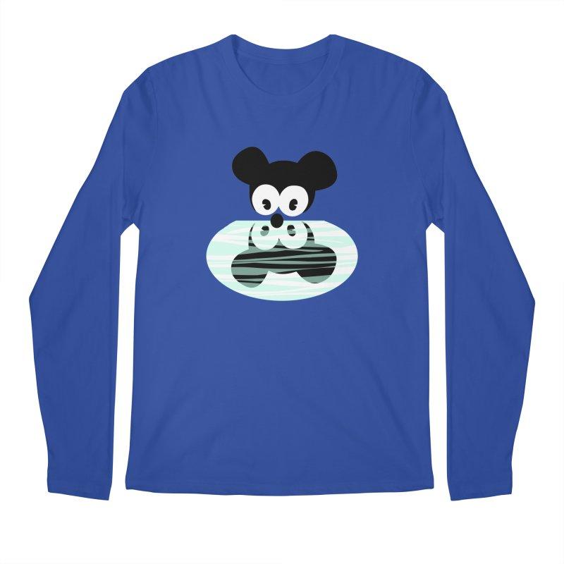 narcissistic mouse Men's Longsleeve T-Shirt by mikbulp's Artist Shop