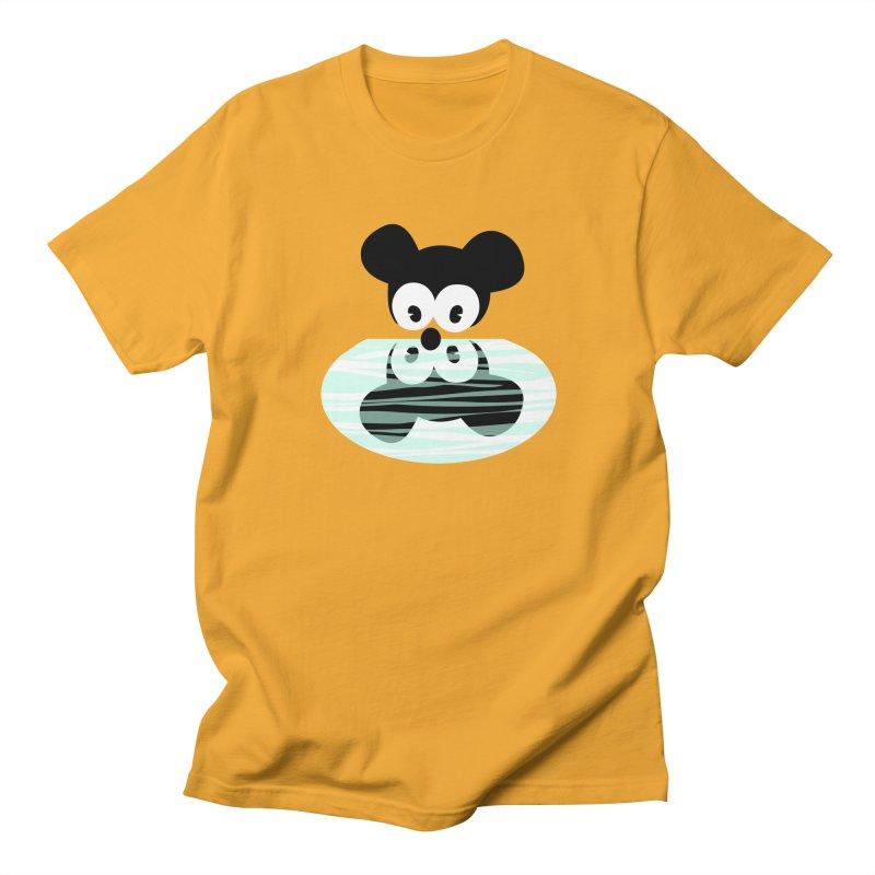 narcissistic mouse Men's T-shirt by mikbulp's Artist Shop