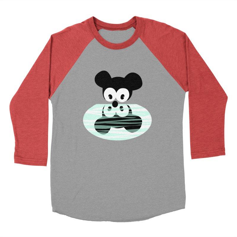 narcissistic mouse Men's Baseball Triblend T-Shirt by mikbulp's Artist Shop