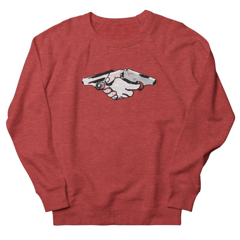 shaking guns Men's Sweatshirt by mikbulp's Artist Shop