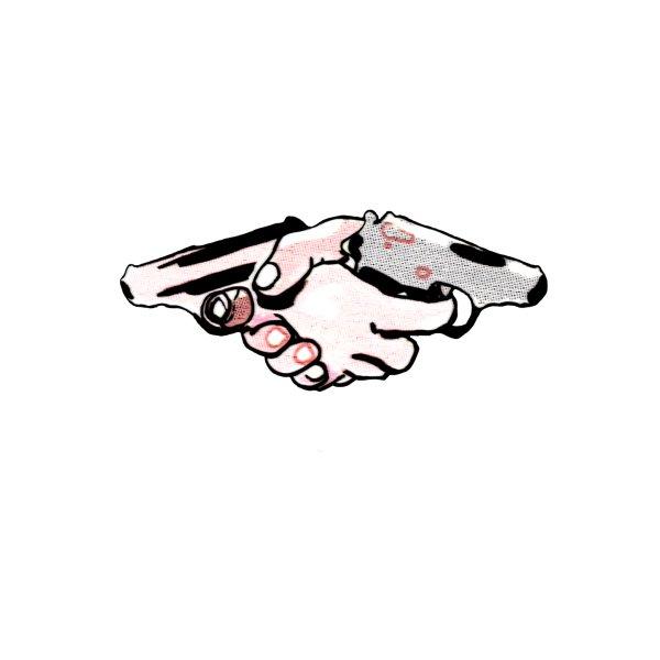 image for shaking guns