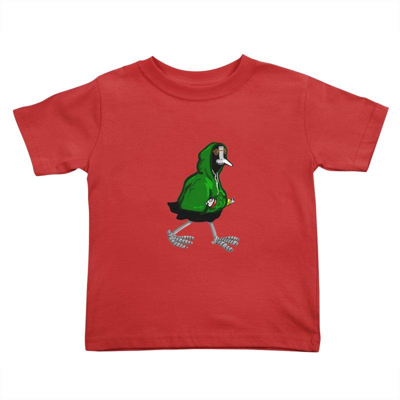 Blaessi Kids Toddler T-Shirt by mikbulp's Artist Shop
