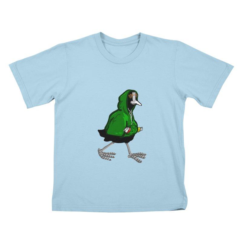 Blaessi Kids T-Shirt by mikbulp's Artist Shop