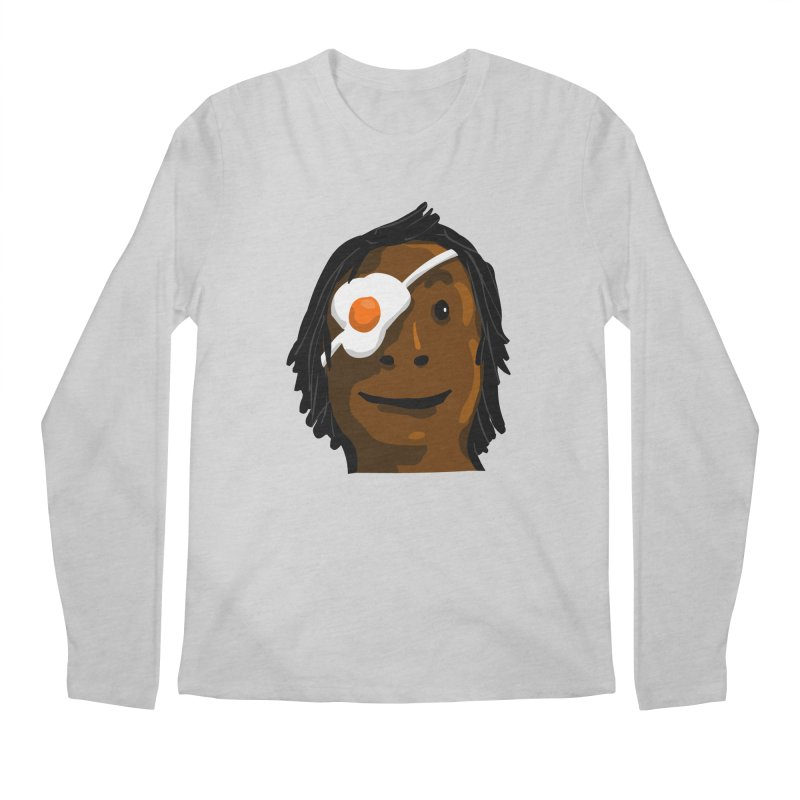 Egghead Men's Longsleeve T-Shirt by mikbulp's Artist Shop