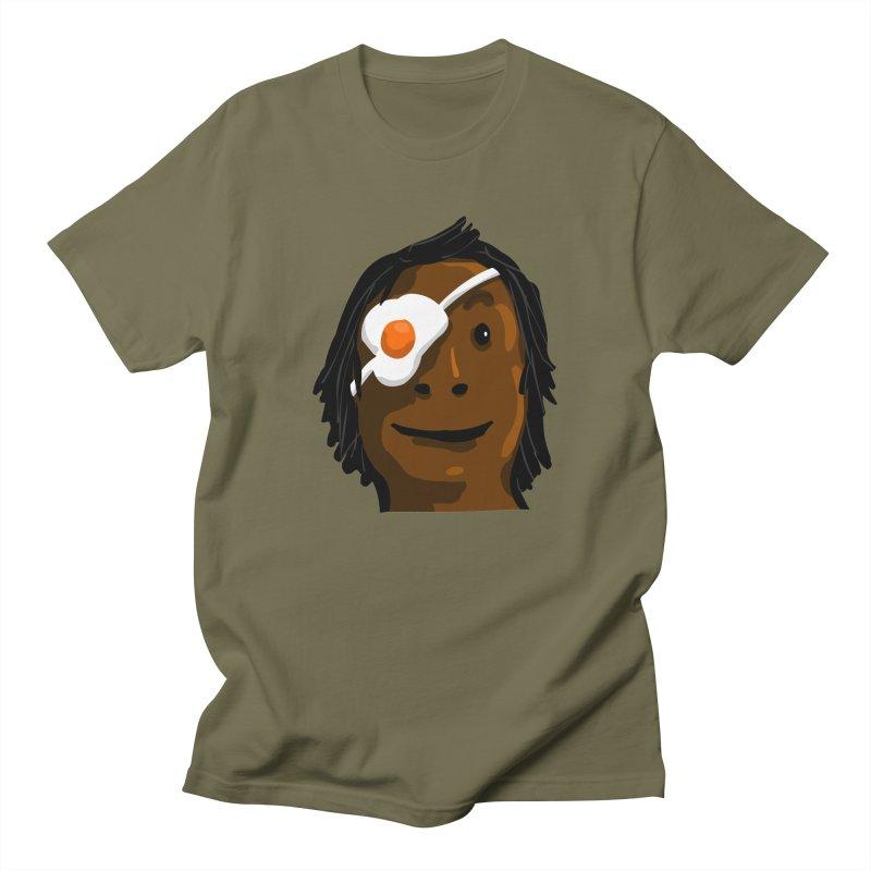 Egghead Men's T-shirt by mikbulp's Artist Shop