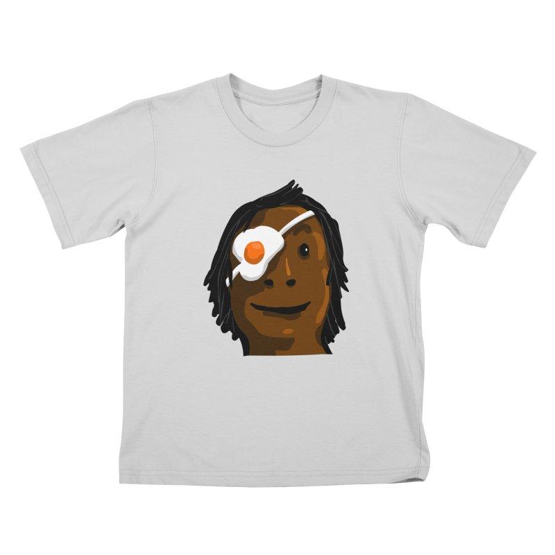 Egghead Kids T-Shirt by mikbulp's Artist Shop