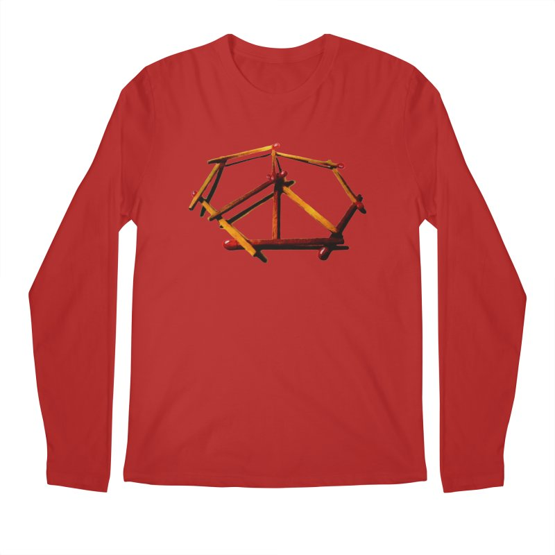 peace matches Men's Longsleeve T-Shirt by mikbulp's Artist Shop