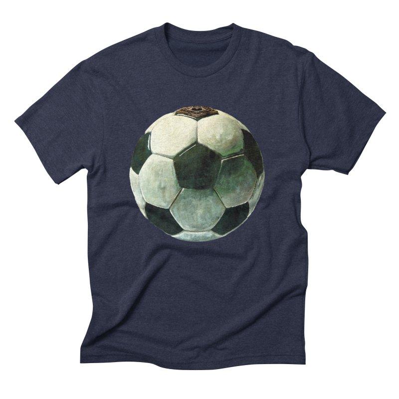 powerplay Men's Triblend T-shirt by mikbulp's Artist Shop