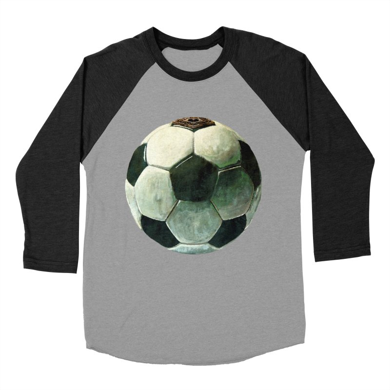 powerplay Women's Baseball Triblend T-Shirt by mikbulp's Artist Shop