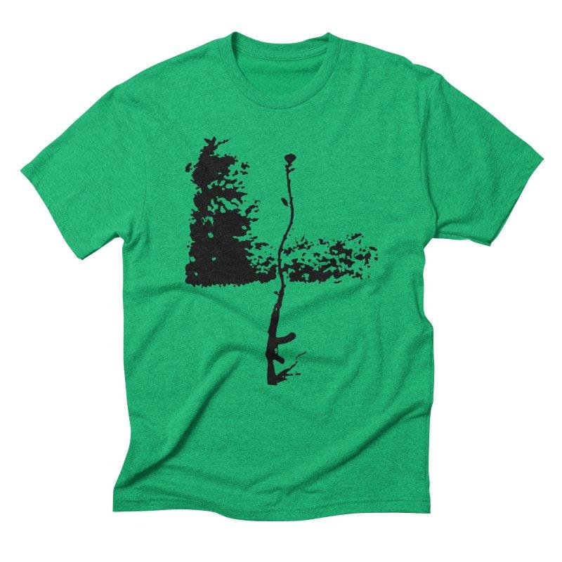 flowerpower Men's Triblend T-shirt by mikbulp's Artist Shop