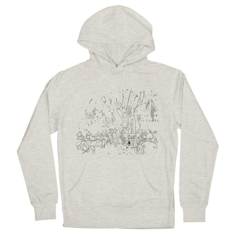 Troya Women's Pullover Hoody by mikbulp's Artist Shop