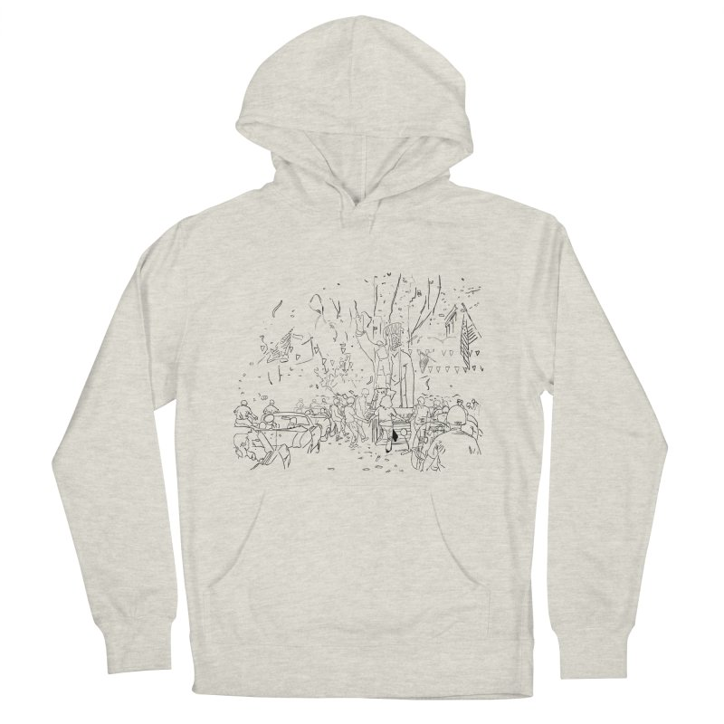 Troya Men's Pullover Hoody by mikbulp's Artist Shop
