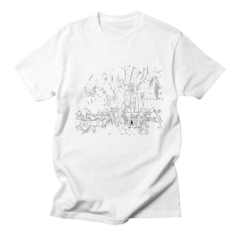 Troya Men's T-shirt by mikbulp's Artist Shop